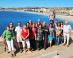 Custom, private and family tours in Nice, France